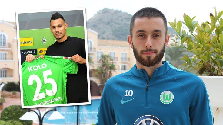 Drei Neue für Wolfsburg - Diese Bundesliga- Transfers sind schon fix