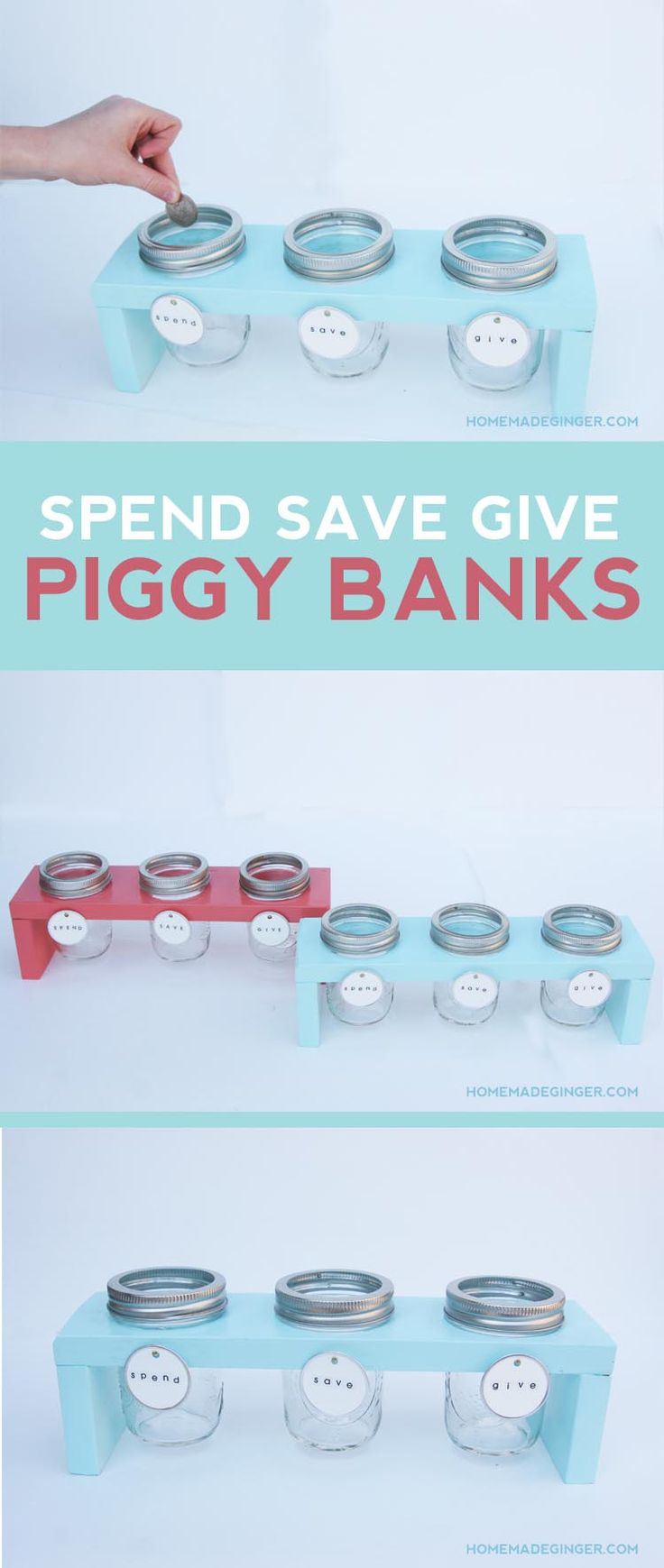 DIY Piggy Bank