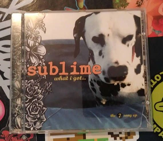 Sulbime  What I Got EP  #Sublime #90s #whatigot #santeria