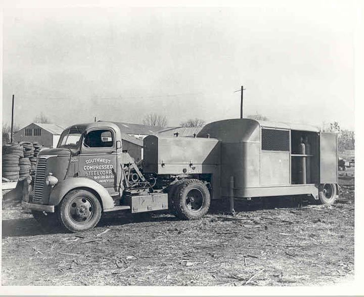 Antique Tractor Trailers : Images about movers of dirt and other things on