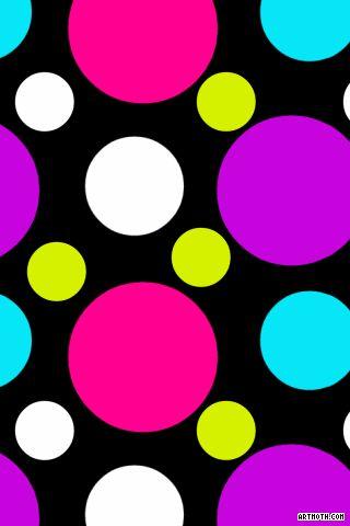pics of polka dots | Polka Dots Mobiles wallpapers 29393