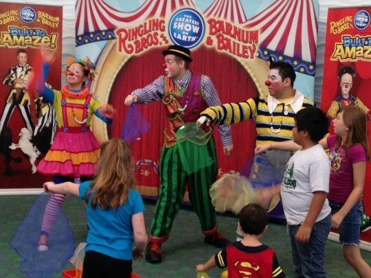 Ringling Bros and Barnum and Bailey Circus Legends Charlotte, North Carolina  #Kids #Events