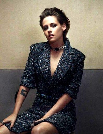 Kristen Stewart (Madame Figaro edit) 3/15