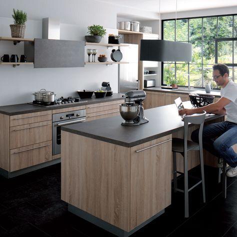les 25 meilleures id es de la cat gorie cuisinella sur pinterest cuisine appartement table de. Black Bedroom Furniture Sets. Home Design Ideas