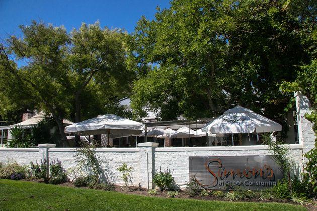 Simon's Restaurant  http://citysightseeing-blog.co.za/2015/03/21/historical-groot-constantia-cape-town/