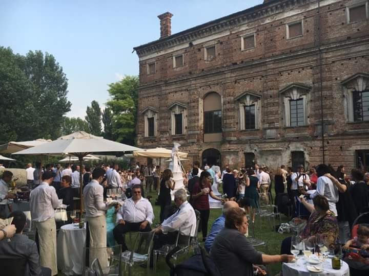 wedding location - matrimonio - buffet - wedding party