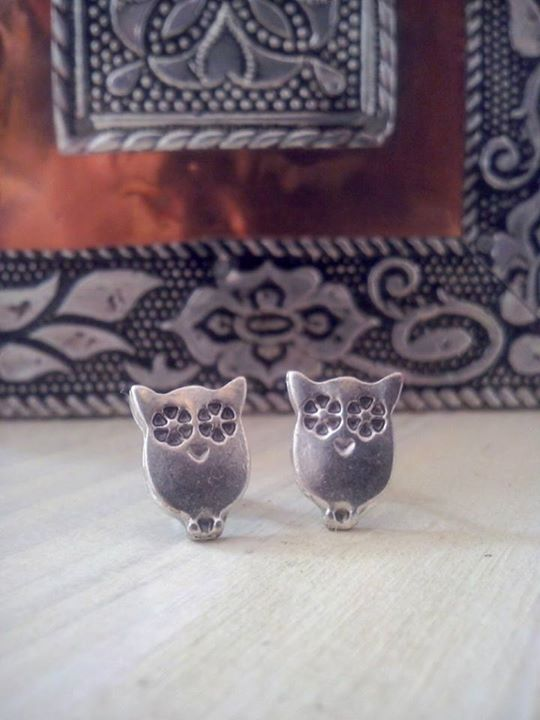 I più piccoli orecchini di Frida, 1 cm. - Frida Creazioni