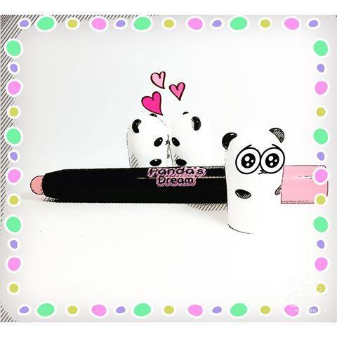 #PandasDream Corazón roto #MaquillajeCoreano