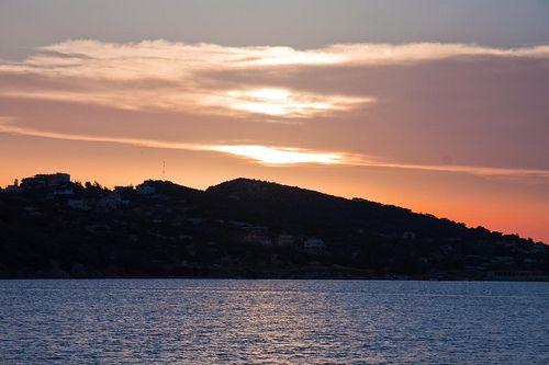 Sundown Anávyssos... by Polimo, via Flickr