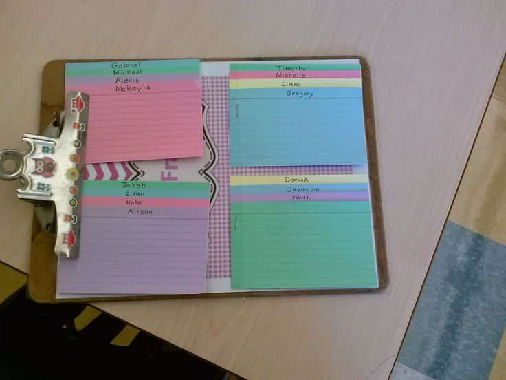 123kteacher blog : Anecdotal Notes~ A Great Way to Organize Student Observations