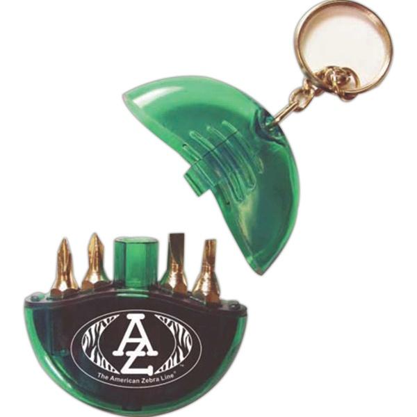 Tool Kit Keychain