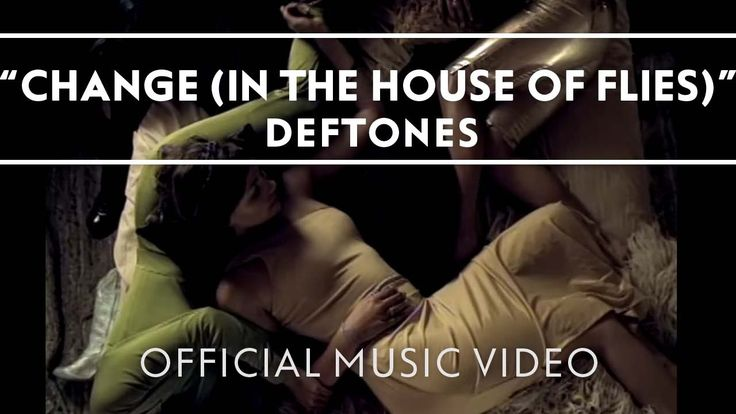 Deftones - Change (In The House Of Flies) [Official Music Video] // FUCKING LOVE THIS SONG
