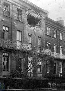 The Crescent Scarborough  - After The Bombardment of Scarborough