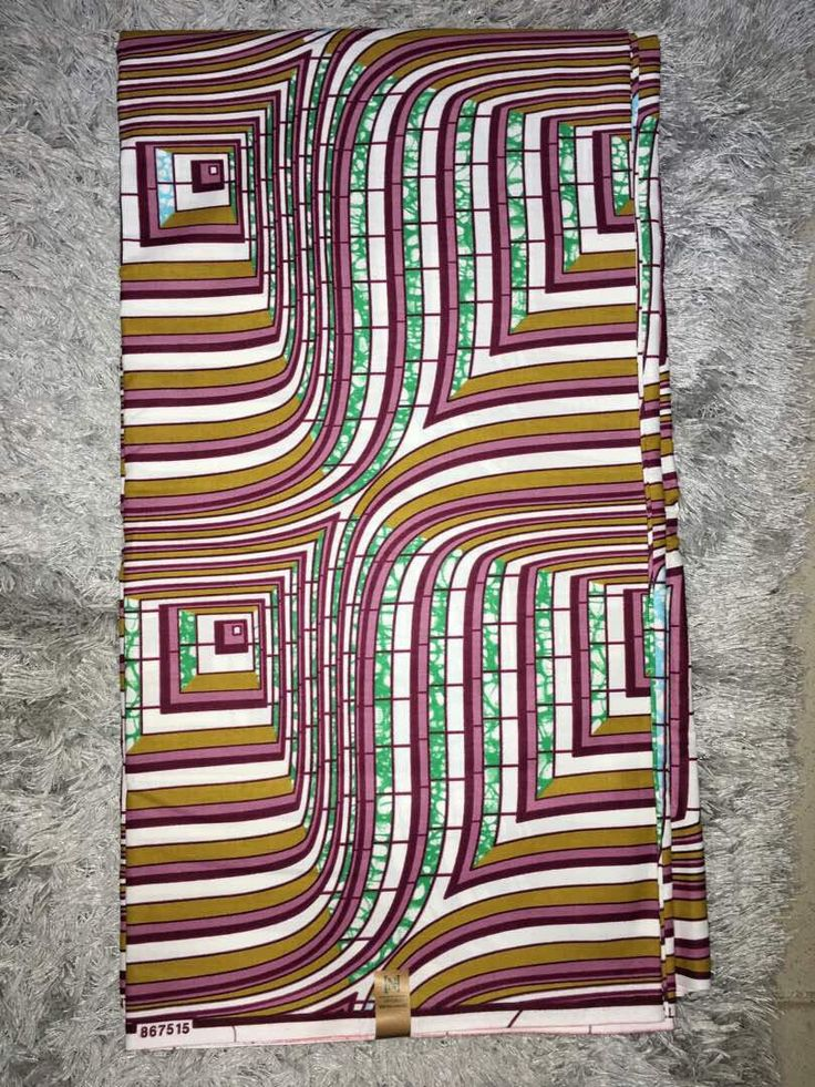 A personal favorite from my Etsy shop https://www.etsy.com/ca/listing/535322356/african-fabricafrican-print-fabric-by