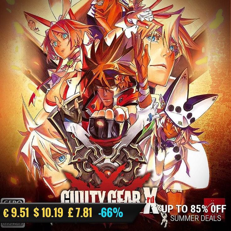 Sila Games sumer sale #gamedeals GUILTY GEAR Xrd -SIGN- -066 Off $10.19 9.51 7.81 http://ift.tt/2eDnAlh #H2 #pcgaming #pcgamer #gaming #siladeals