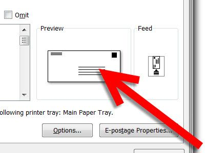 How to Print on an Envelope Using Microsoft Word: 11 Steps (great time saver for invitations)