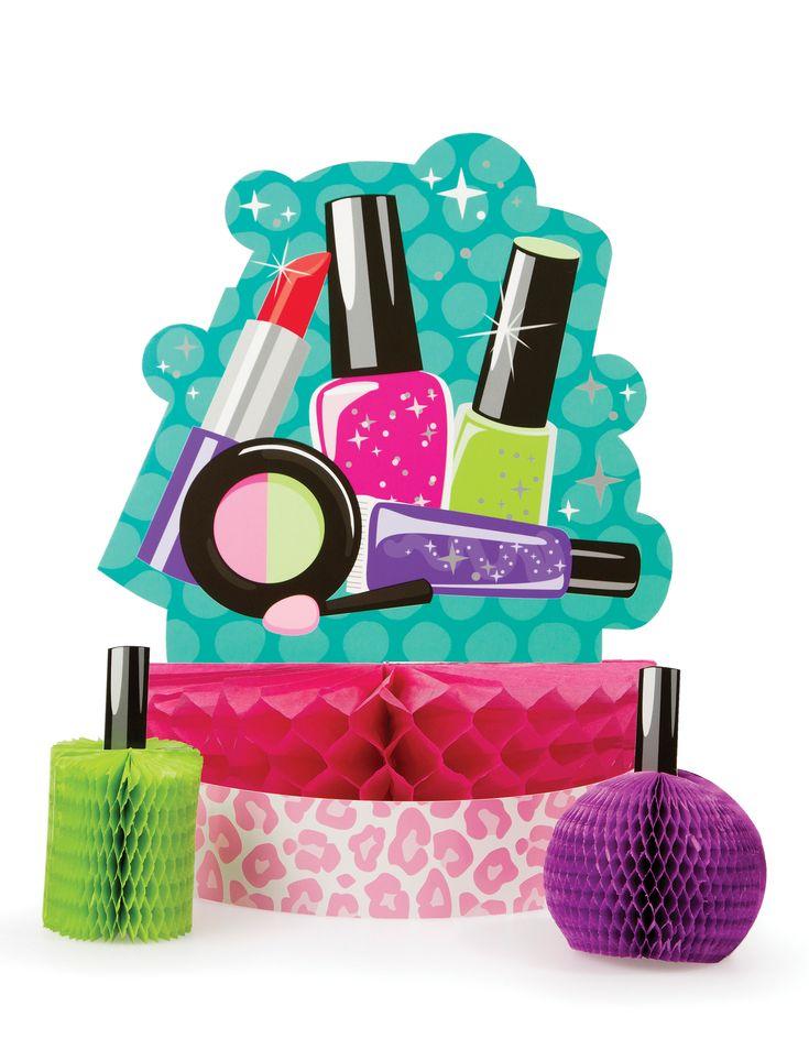 Centrotavola Make Up su VegaooParty, negozio di articoli per feste. Scopri il maggior catalogo di addobbi e decorazioni per feste del web,  sempre al miglior prezzo!