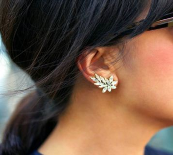 Angel Ear Cuff Clip - JUICYWARDROBE