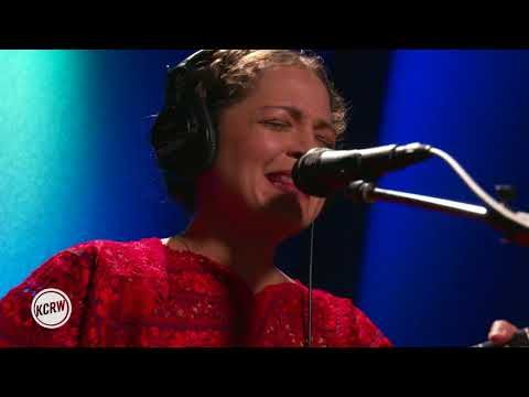 """(1) Natalia Lafourcade performing """"Tú Sí Sabes Quererme"""" Live on KCRW - YouTube"""