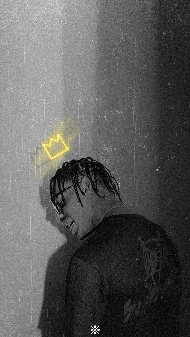 Pin by bp.magazine on Rapper's ⭐️ Репери Travis scott