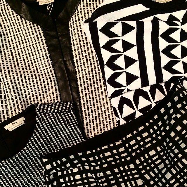 All about the black & white!  @aridasydney  #arida #aridasydney www.arida.com.au