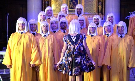 Sia's faceless rise to fame