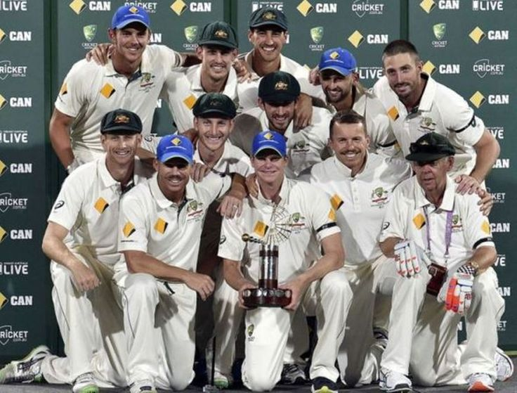 500 Test Playing Four Nation in World.