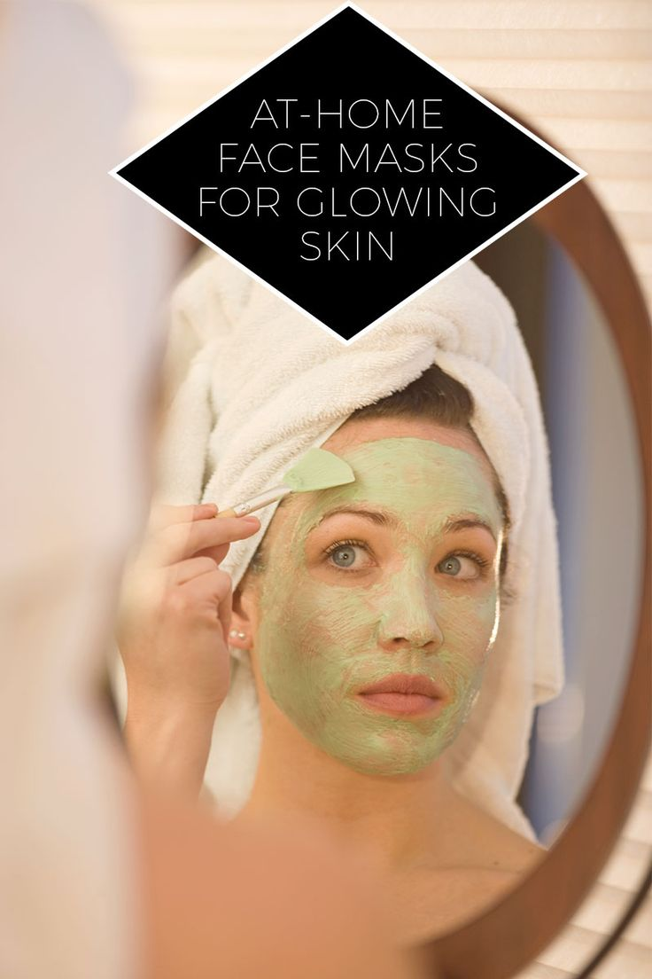 4 At Home Face Masks To Try Now: Masks should be applied to cleansed skin for 10 minutes to a maximum of 30 minutes, depending on the type of mask you use. LEARN more at http://dermera.com/blog/at-home-face-masks/ #athomefacemasks