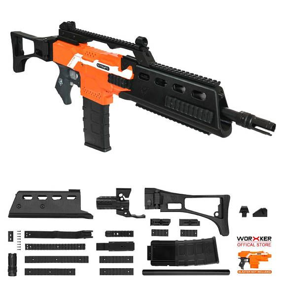 11 Best My Nerf Retaliator Mod Images On Pinterest