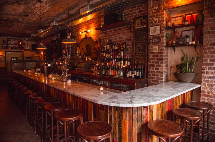 Moloko: A Bed-Stuy Bar Featuring Lots of Booze and a Fantastic Double Burger... Go to this Myrtle Avenue bar, eat, drink, and take a shot of Brennevin.