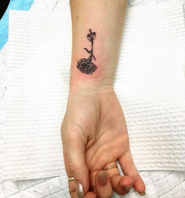 Best 25+ Delicate Tattoo Ideas On Pinterest