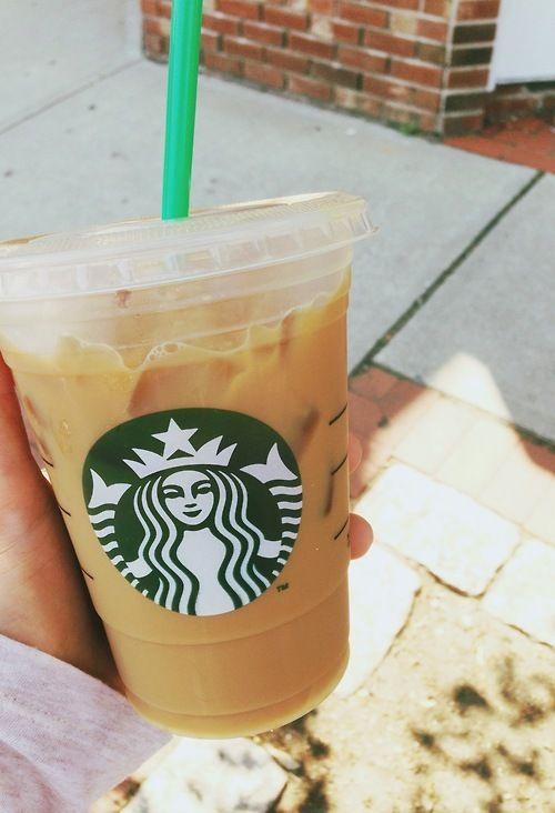 Signature drink. Iced skinny vanilla latte. MyFavs!!!!