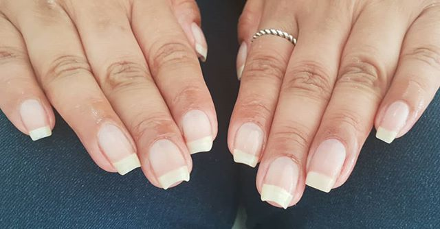 Apparently Gels Damage Your Nails It S Not The Gels That Damage Your Nails It S Bad Nail Techs That Damage Your Nail Bad Nails Broken Nails Natural Nail Care