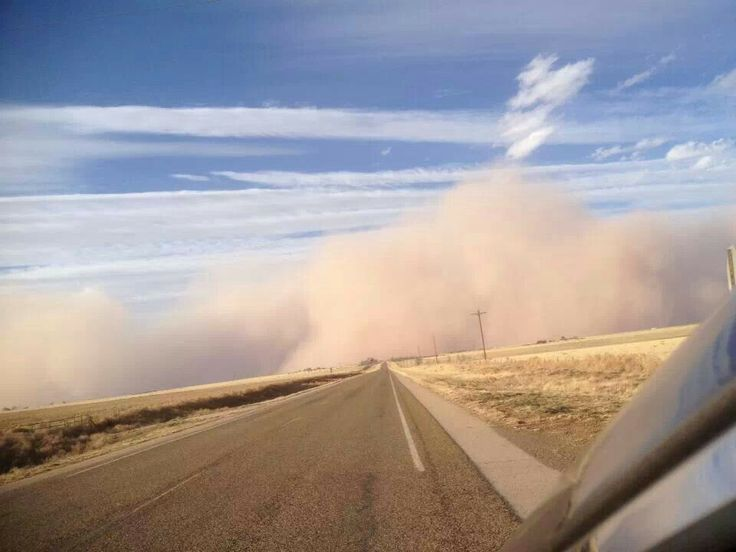 Haboob In Clovis New Mexico Places That I Have Been