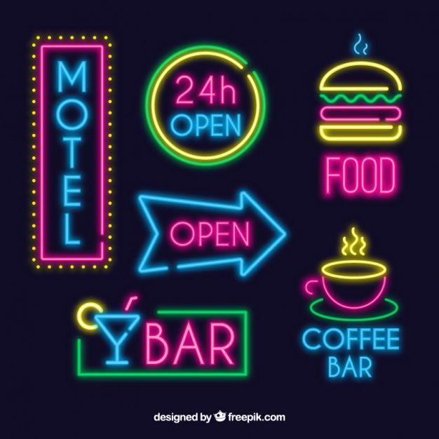 Best 25 neon bar lights ideas on pinterest black light for Bar lumineux