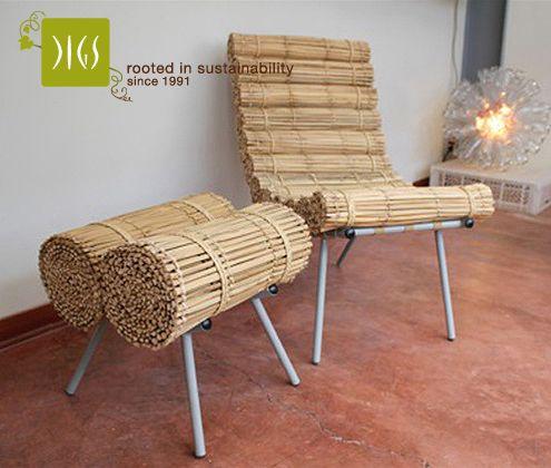 Bamboo Blinds!