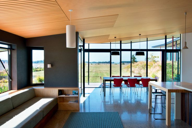 Torea House, Auckland, Tennent + Brown Architects.