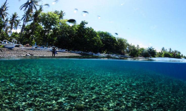 Tulamben Dive Site