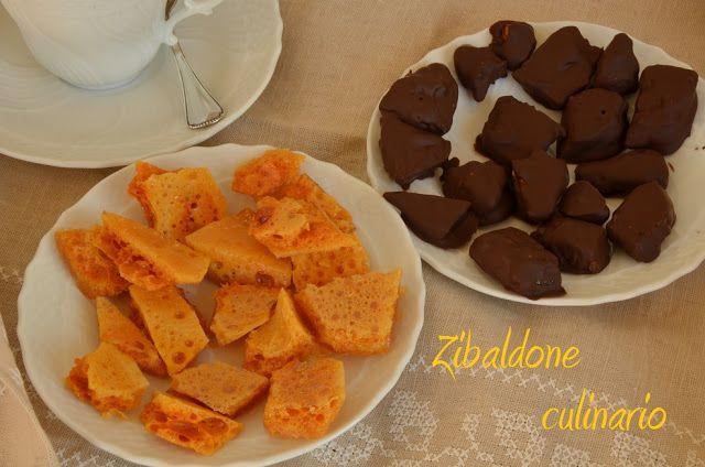 Zibaldone culinario: Honeycomb o Hokeypokey