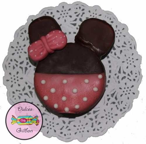 Manzana Mamut Bombon Cupcake Etc De Mimi Minnie Mickey Mouse