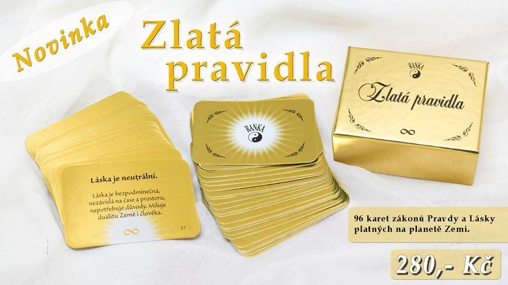 Semináře, přednášky, knihy, CD, karty - Ranka Tučková - Ranka.cz