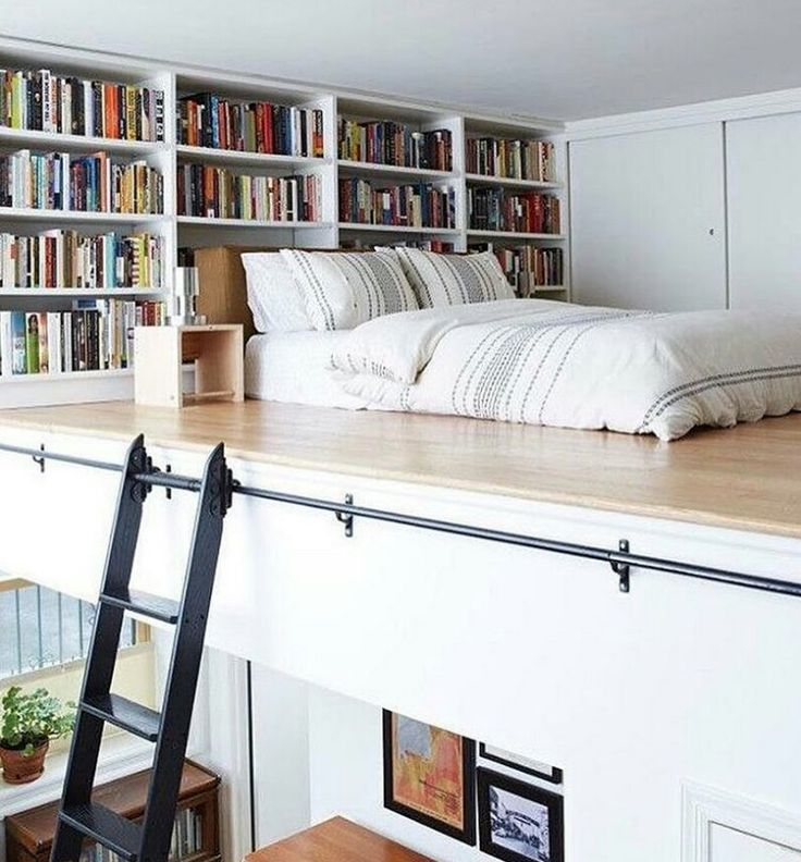 Modern Home Library Design Ideas: 1000+ Ideas About Small Home Libraries On Pinterest