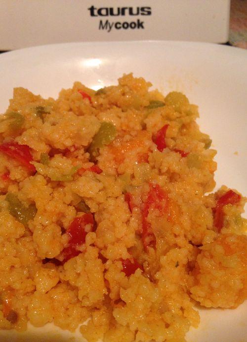 Cous cous a la naranja con verduras para #Mycook http://www.mycook.es/receta/cous-cous-a-la-naranja-con-verduras