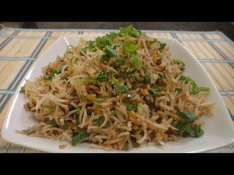 Vegetable Fried Rice | Vegetarian Video Recipe by chef Sanjeev Kapoor.