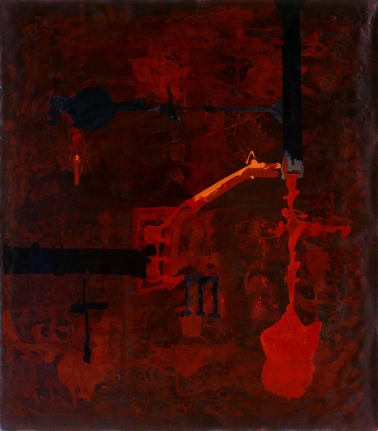 Stefan Ramniceanu - 1996 | 212 x 240 cm