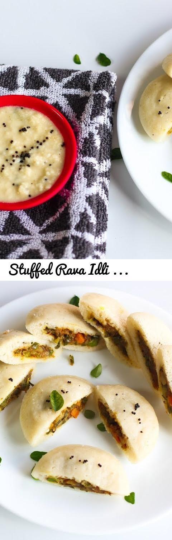 Stuffed Rava Idli Recipe - Healthy Indian Evening Snacks Recipes... Tags: stuffed rava idli, stuffed idli recipe, suji idli recipe, Rava Idli Recipe, how to make stuffed idli, rava idli, stuff idli, how to make rava idli, stuffed idli recipes, rava idli recipe in hindi, idli recipes, recipes, stuffed idli, idli recipe, mintsrecipes, idli recipe in hindi, stuffed rava idli recipe, snacks recipes, idli, evening snacks, breakfast recipes, recipes in hindi, Indian recipes in hindi, Indian…