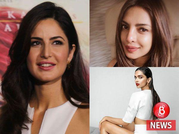 Katrina Kaif reacts on Deepika Padukone and Priyanka Chopra being trolled on social media