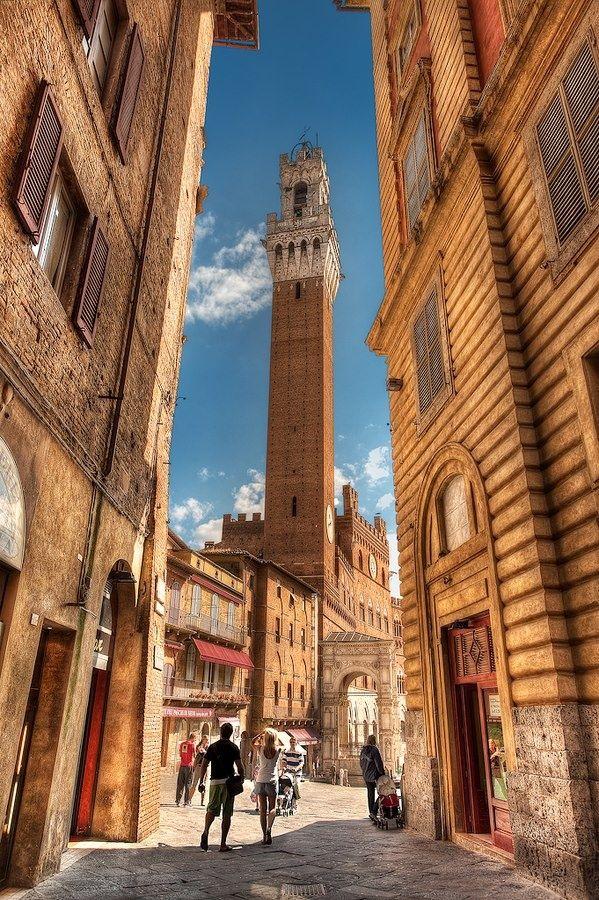 Siena, province of Siena , Tuscany , Italy