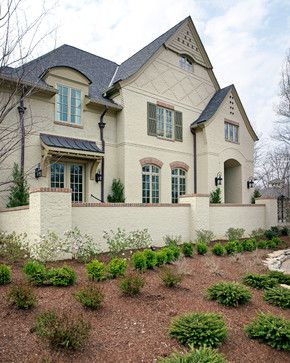 94 Best Images About Painted Brick White Washed Brick On