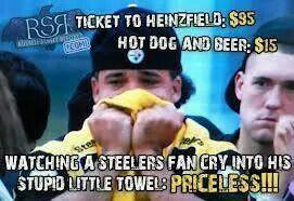 NFL PITTSBURGH STEELERS MEME